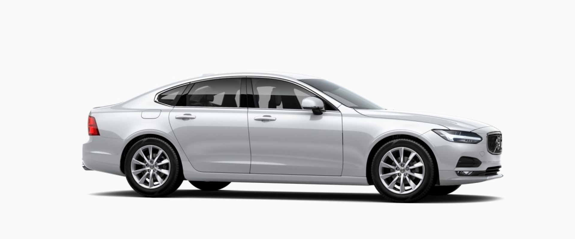 Photo d'un véhicule Volvo S90 TWIN ENGINE