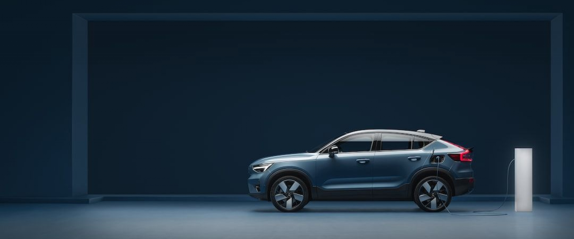 Photo d'un véhicule Volvo C40