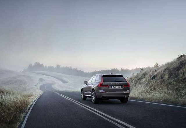 Photo d'un véhicule Volvo XC60