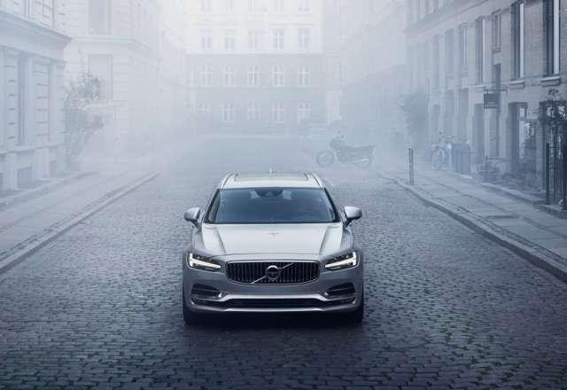 Photo d'un véhicule Volvo V90