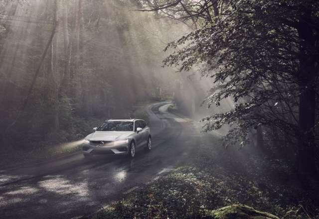 Photo d'un véhicule Volvo V60