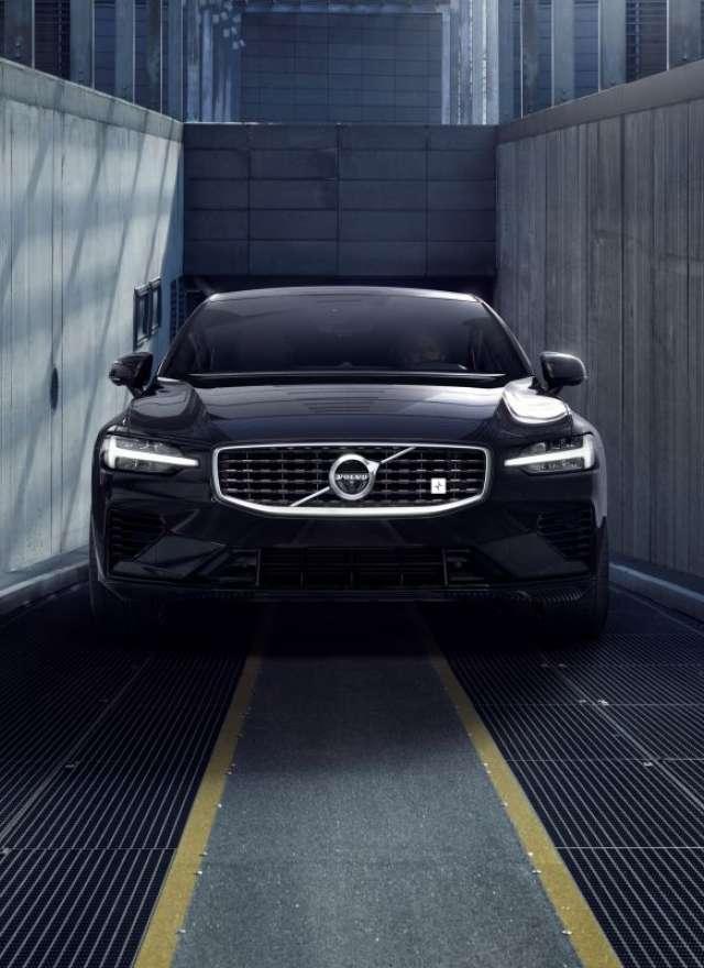 Photo d'un véhicule Volvo S60