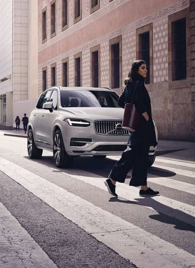 Photo d'un véhicule Volvo XC90